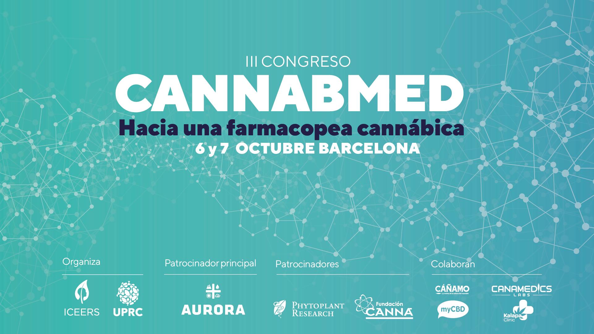 cannabmed congreso cannabis logos